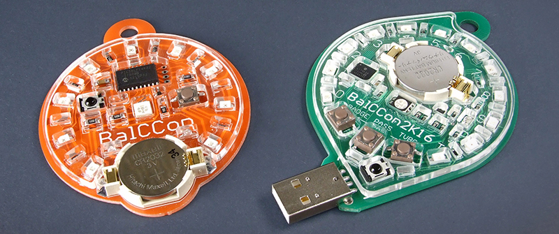 BalCcon2k16 Badge